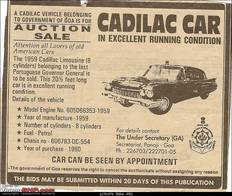 Cars of Rashtrapathi Bhavan - wheels for a nascent Nation / Republic-goa.jpg