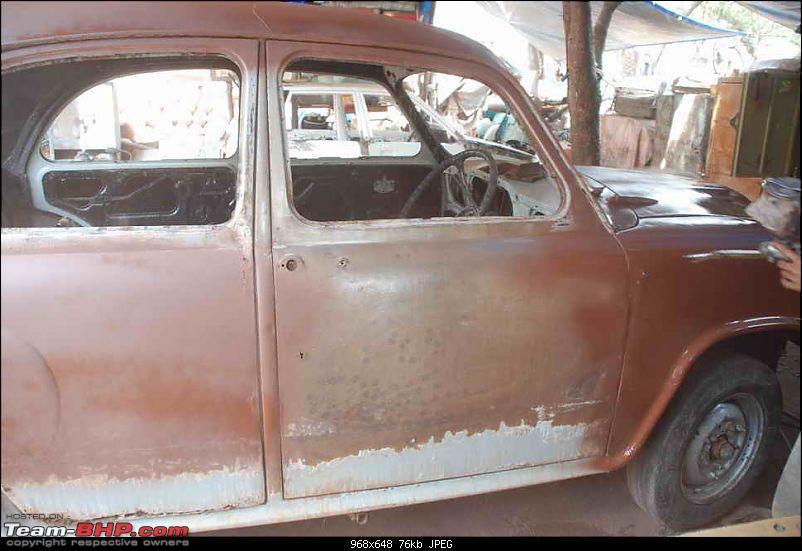 Ambassador Mark II 1970 - Restoration-restore-14032010-3.jpg