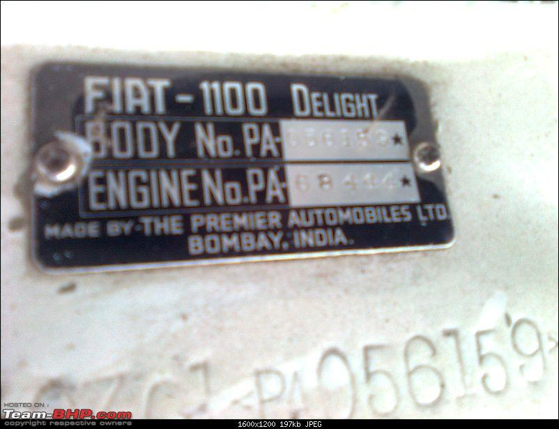 The FIAT 1100/Premier Padmini Technical Information thread-image0363.jpg