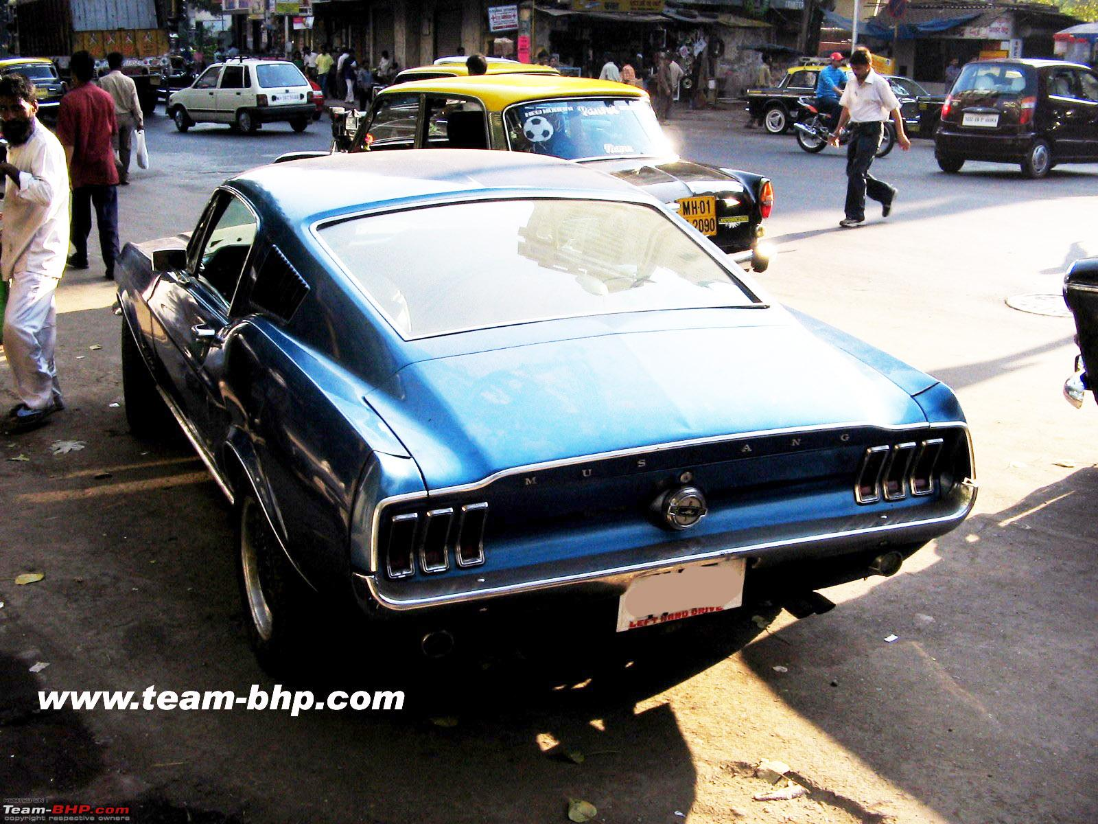 Old Mustang Cars For Sale In India