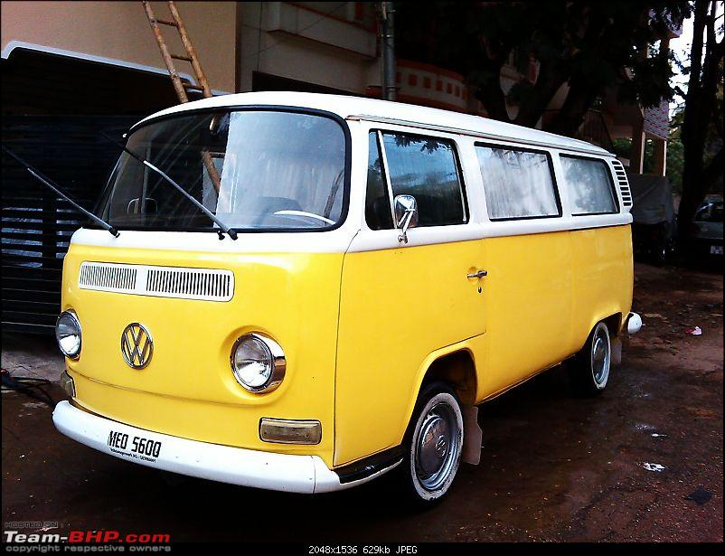 Restoration of 1971 VW Baywindow Microbus: Restoration Complete-imag_1510.jpg