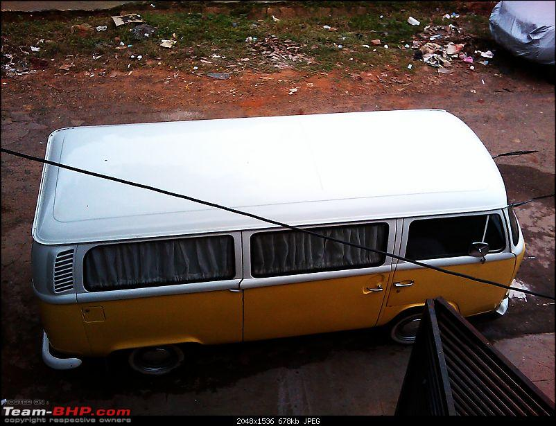 Restoration of 1971 VW Baywindow Microbus: Restoration Complete-imag_1528.jpg