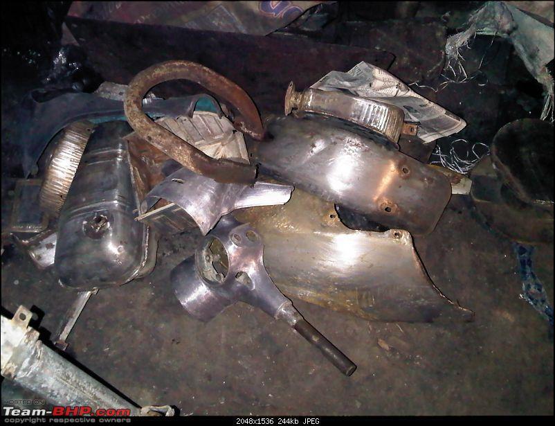 3 recent acquisitions - A Lambretta & 2 Vespas. Update: restoration of 1973 Lambretta-img00023201011171955.jpg