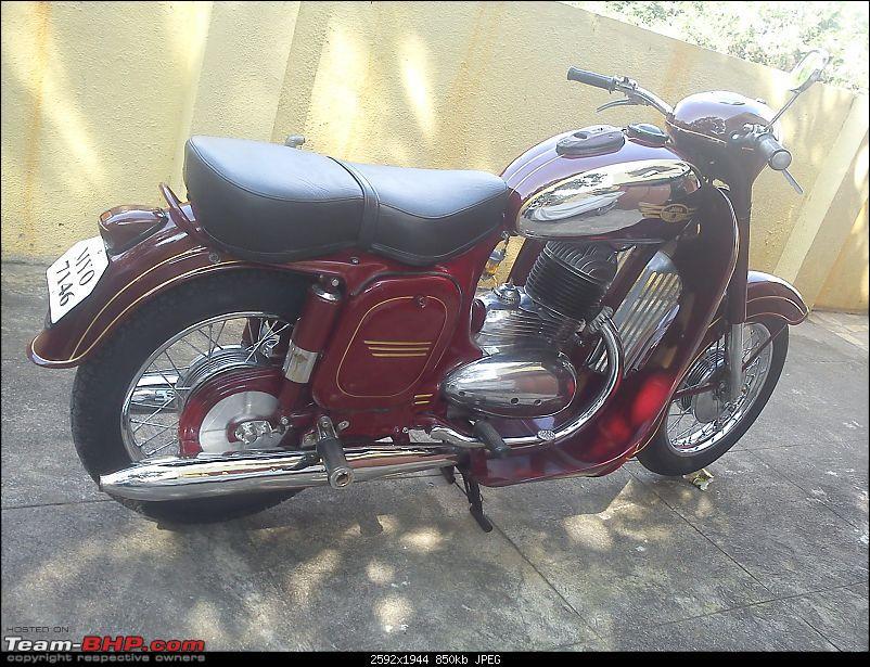 Restoration - 1962 Jawa Type 353 Kyvacka. EDIT : Now Completed!-dsc00310.jpg