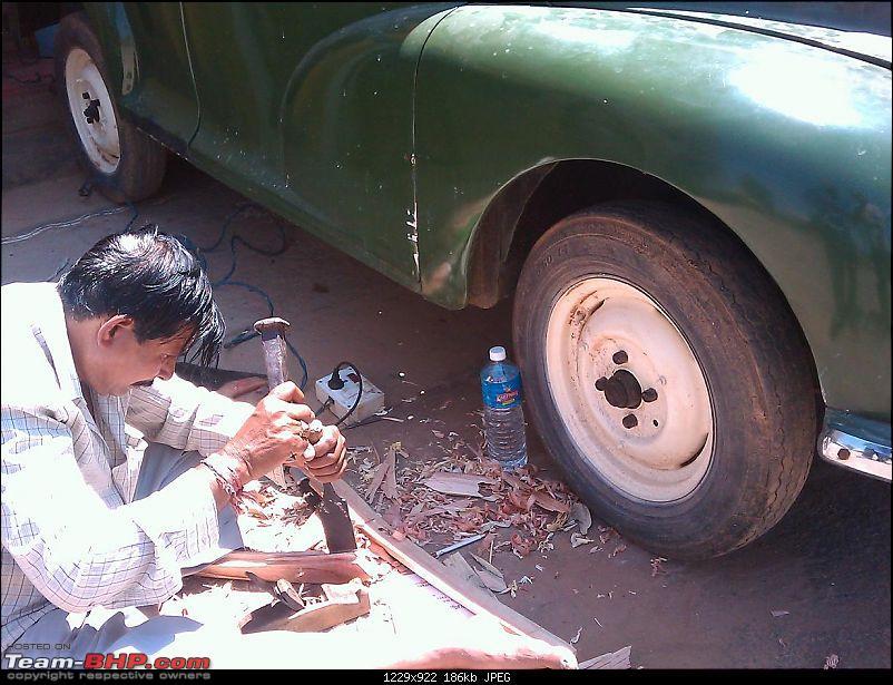 Restoration: 1950 Morris Minor Convertible-imag_2781.jpg