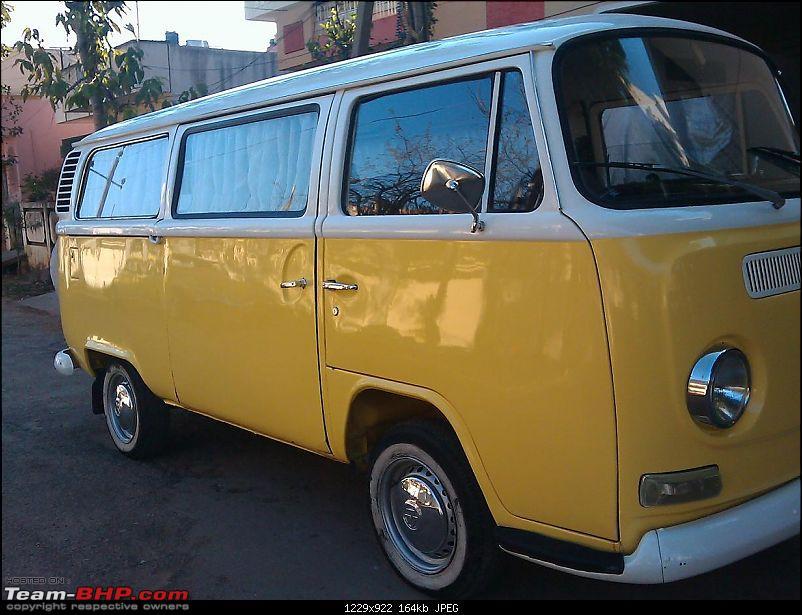 Restoration of 1971 VW Baywindow Microbus: Restoration Complete-imag_2822.jpg