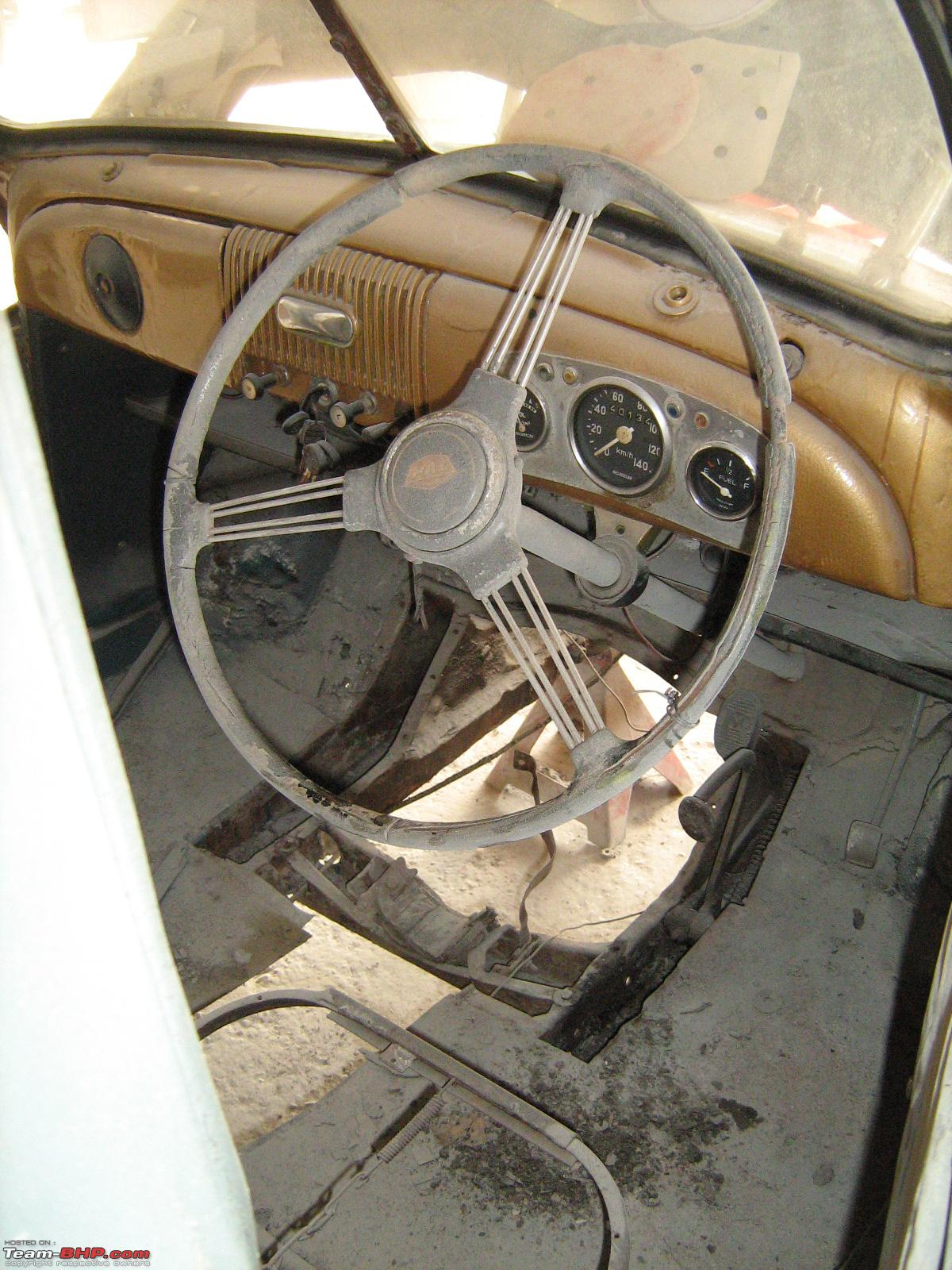 The only old car i ever really wanted! (1953 4-door Morris Minor ...