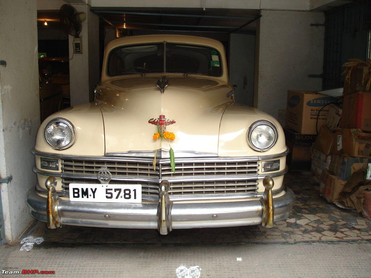 My Pride - 1946 Chrysler