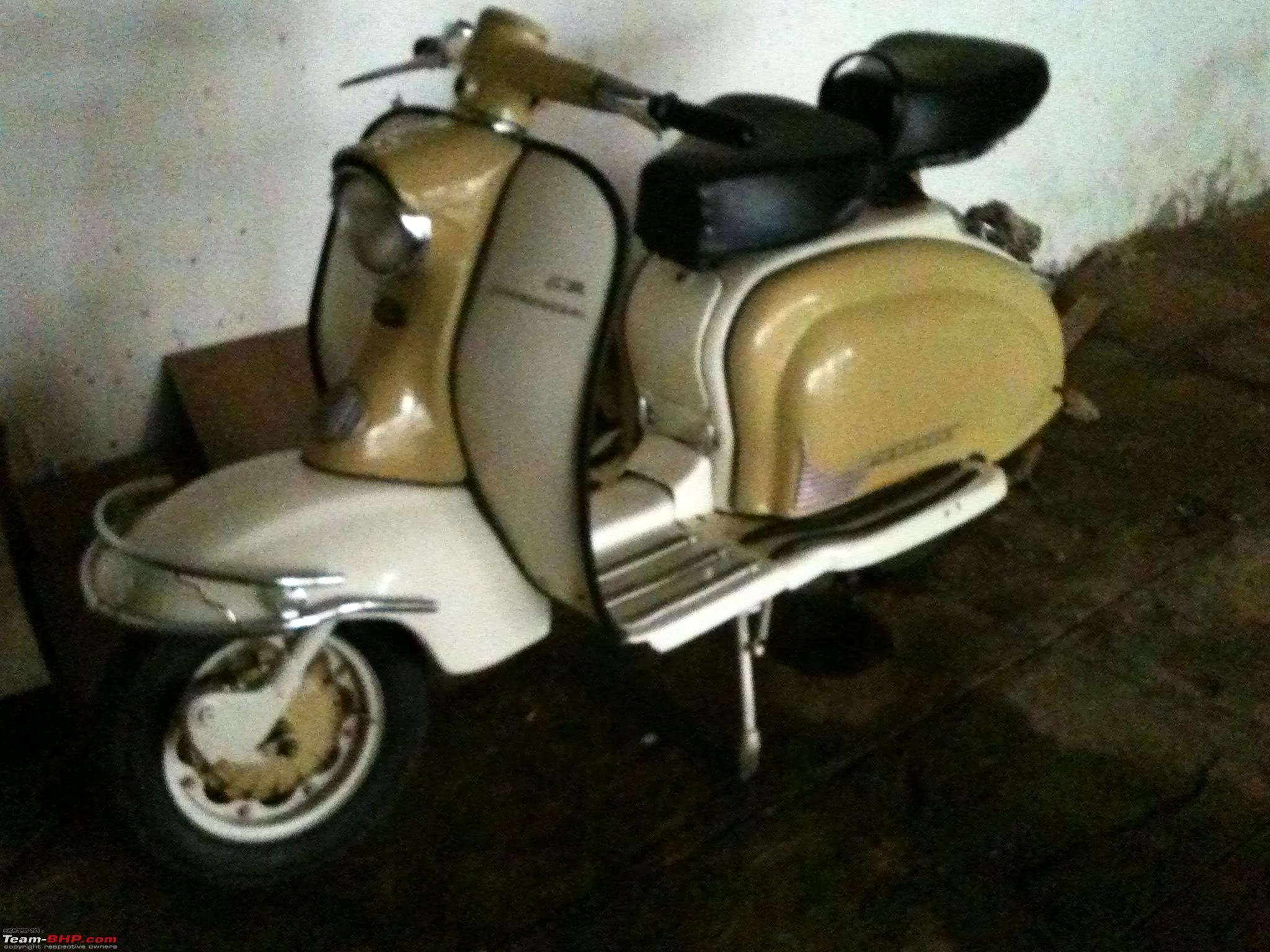 Lambretta Scooter Lovers Here Img 0005