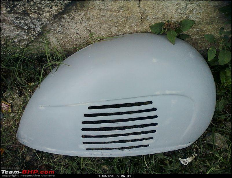 """Restoration and The Untold story of Our Prized Possession """"The 1974 Bajaj 150"""".-256.jpg"""