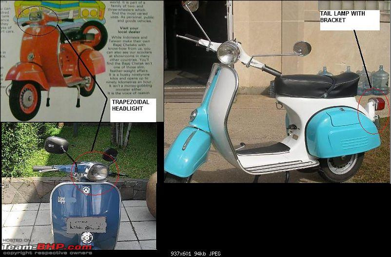 """Restoration and The Untold story of Our Prized Possession """"The 1974 Bajaj 150"""".-chetak.jpg"""
