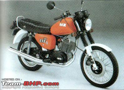 Mz Motorcycles In India Team Bhp