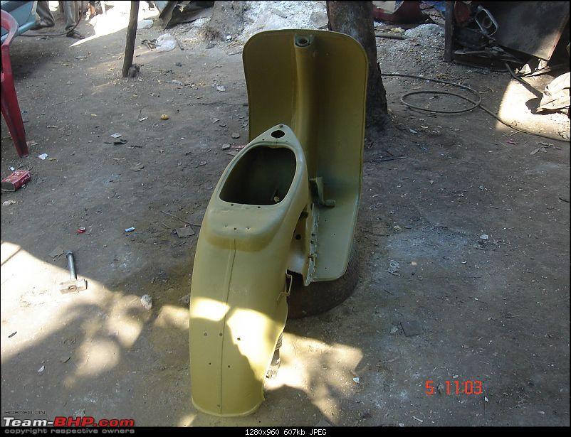 Bitten by the Scooter Bug: My 1964 - Vespa 150-dsc02163.jpg
