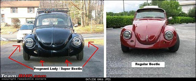 From me to myself - My new Classic - 1972 LHD VW Beetle-pregnant.jpg