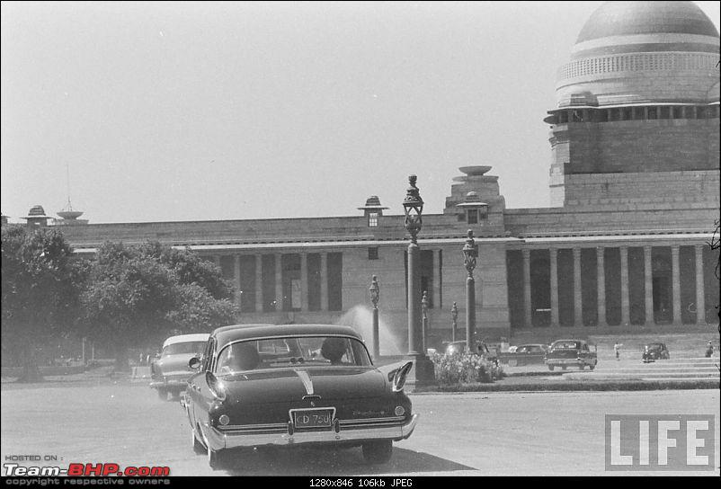 Cars of Rashtrapathi Bhavan - wheels for a nascent Nation / Republic-kennedy-india.jpg