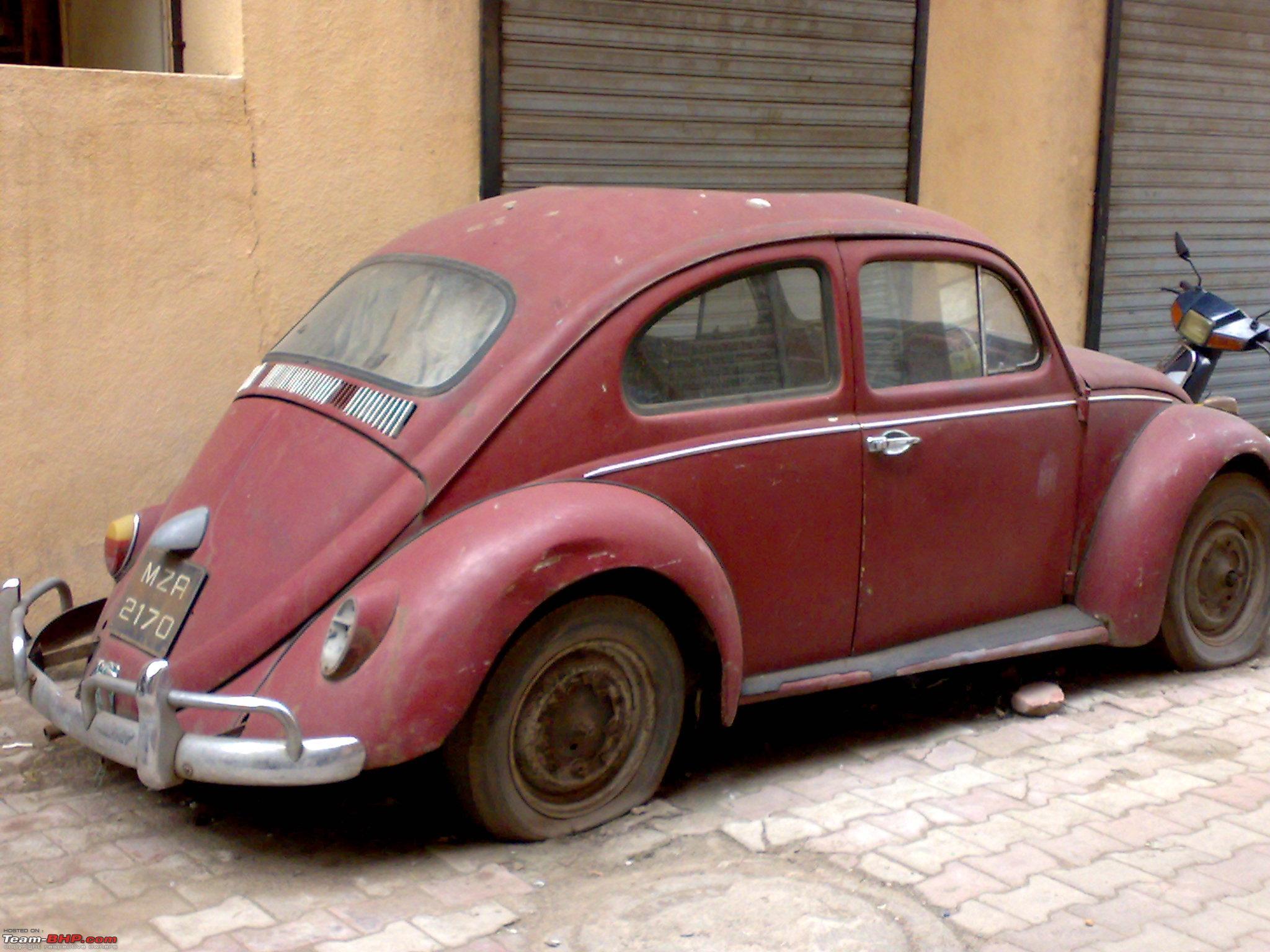 Volk Wagon Volkswagen Old Cars In India