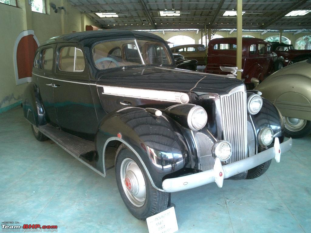 packard automobile museum