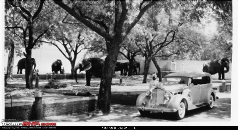 How rich were the Maharajas before Independence! Cars of the Maharajas-gwalior-packard-1-med.jpg