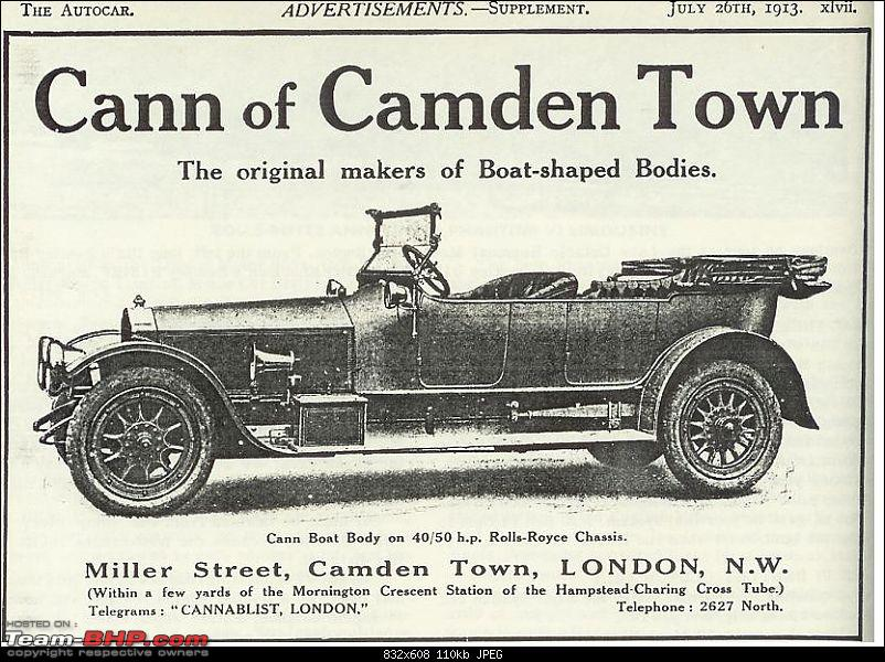 How rich were the Maharajas before Independence! Cars of the Maharajas-cann.jpg