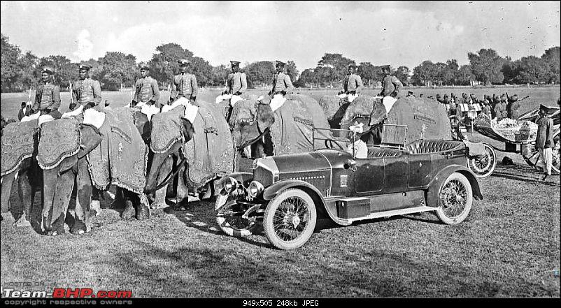How rich were the Maharajas before Independence! Cars of the Maharajas-pow-crossley-bharatpur-1921-gallica.jpg