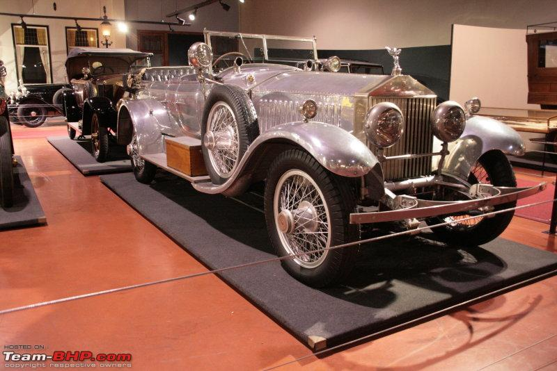 Name:  Hyderabad Rolls Royce Phantom I 1926 Barker Louwman Frt 3Q.jpg