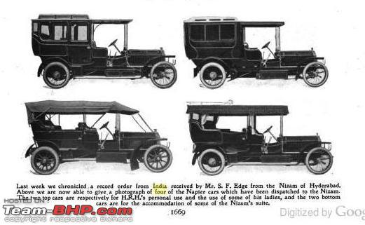 Name:  Nizam Napier Fleet 1906 Automotor Journal Dec 1906.JPG