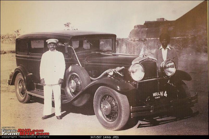 How rich were the Maharajas before Independence! Cars of the Maharajas-miraj-marmon-big-eight-1930.jpg
