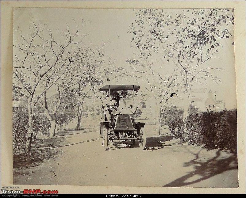 Earliest Cars seen in India - Veteran and Edwardian-early-car.jpg