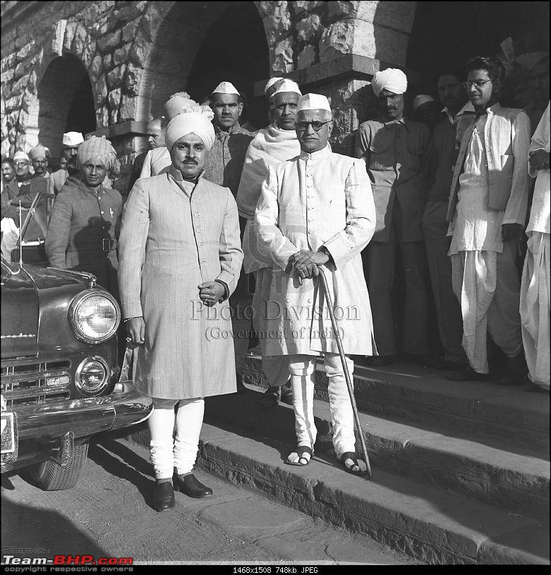 How rich were the Maharajas before Independence! Cars of the Maharajas-2725.jpg