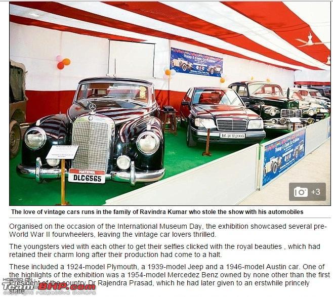 Name:  Hathwa Mercedes 1954 Rajendra Prasad Gift TBHP.jpg Views: 3076 Size:  200.8 KB