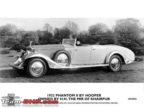 Name:  KHAIRPUR ROLLS ROYCE PHANTOM II 1932 HOOPER.JPG