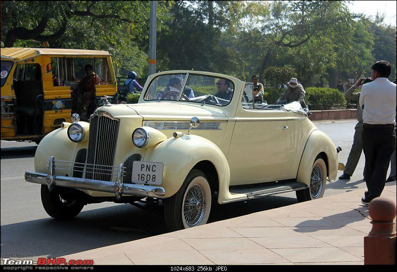 How rich were the Maharajas before Independence! Cars of the Maharajas-1936packard1202.jpg
