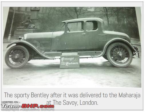 Name:  Rajpipla Bentley 3 Liter LT1585 Savoy Hotel TBHP.jpg