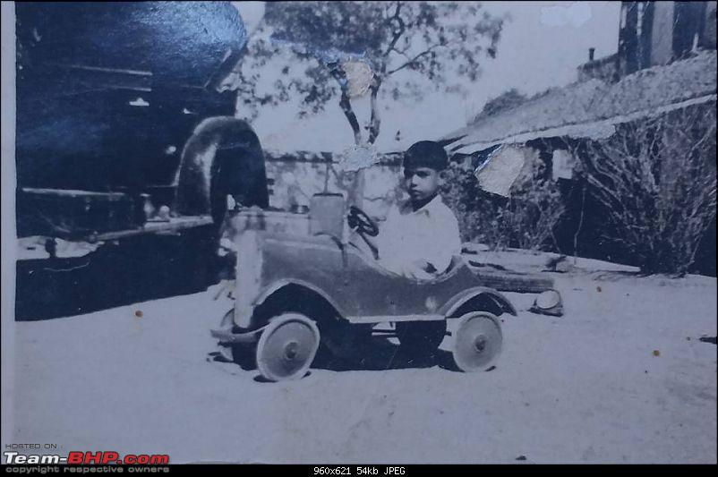 How rich were the Maharajas before Independence! Cars of the Maharajas-thikana-dhargaon..jpg