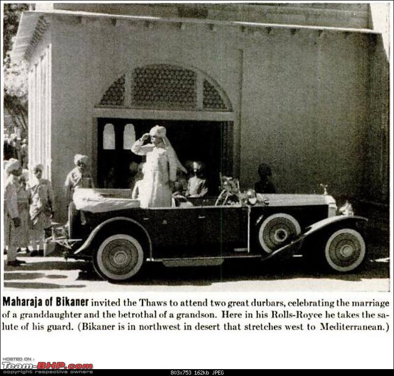 How rich were the Maharajas before Independence! Cars of the Maharajas-13501628_10201700877878964_7714819226553406600_n.jpg