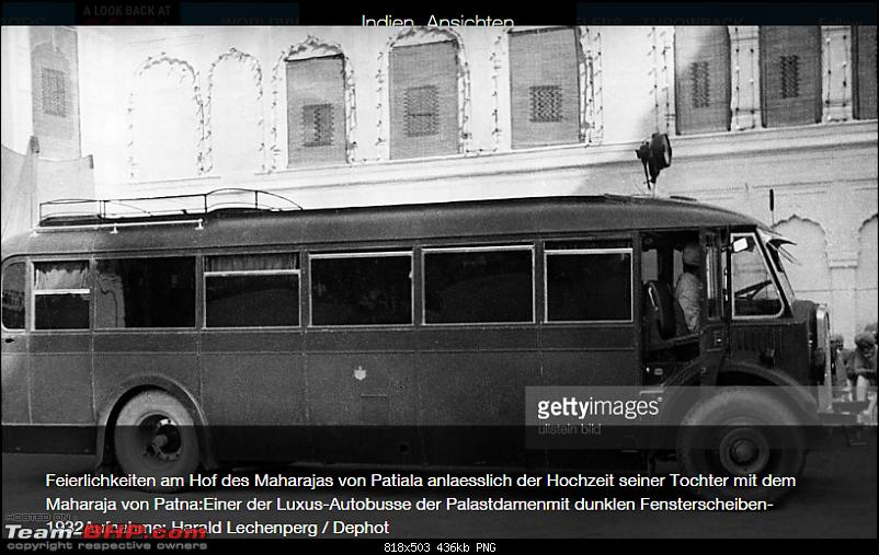 How rich were the Maharajas before Independence! Cars of the Maharajas-patiala-coach.png
