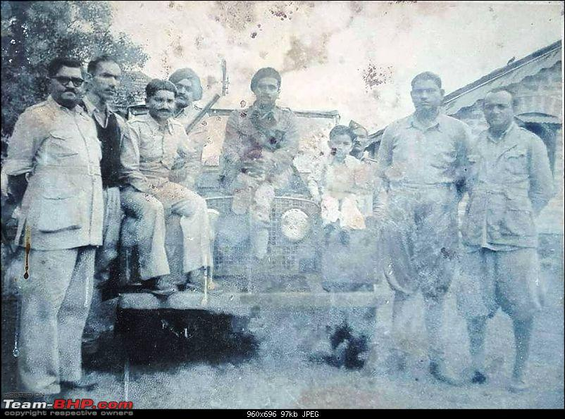 How rich were the Maharajas before Independence! Cars of the Maharajas-shikar-party-ready-roll-land-rover.jpg