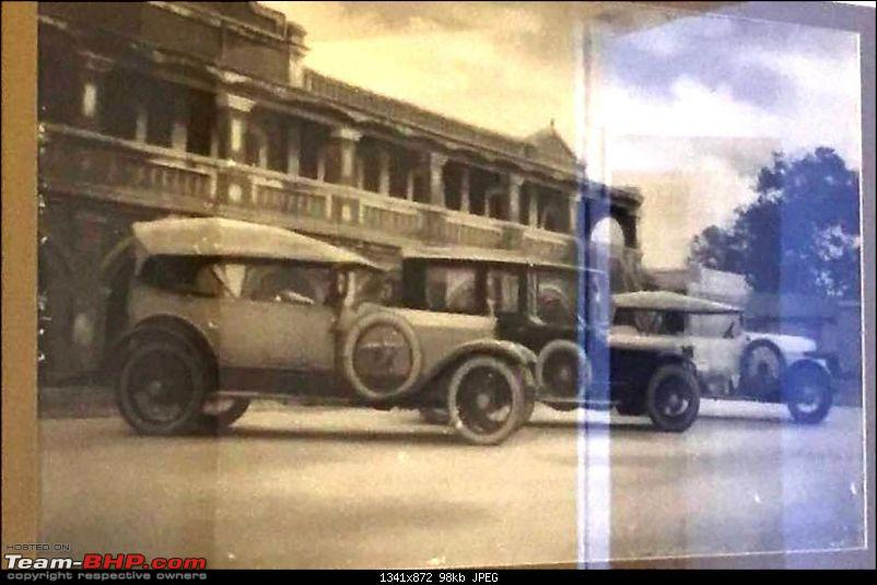 How rich were the Maharajas before Independence! Cars of the Maharajas-19961200_10159007584775652_3105647064846700719_n.jpg