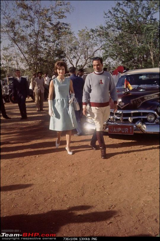 How rich were the Maharajas before Independence! Cars of the Maharajas-jaipur-cadillac-kennedy-colour.png