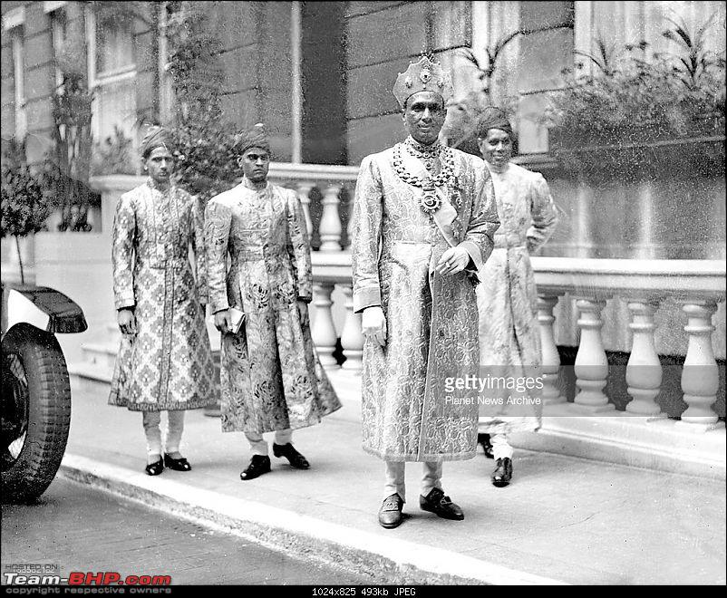 How rich were the Maharajas before Independence! Cars of the Maharajas-138582182.jpg