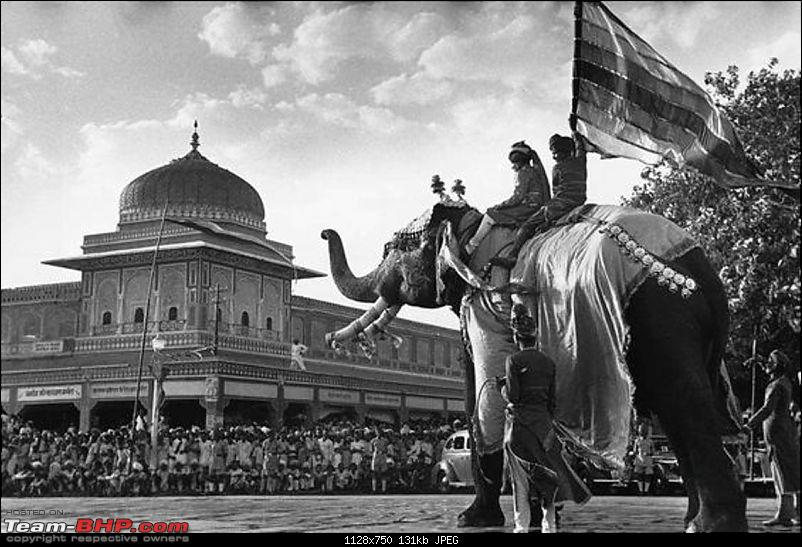 How rich were the Maharajas before Independence! Cars of the Maharajas-royal-wedding.jpg