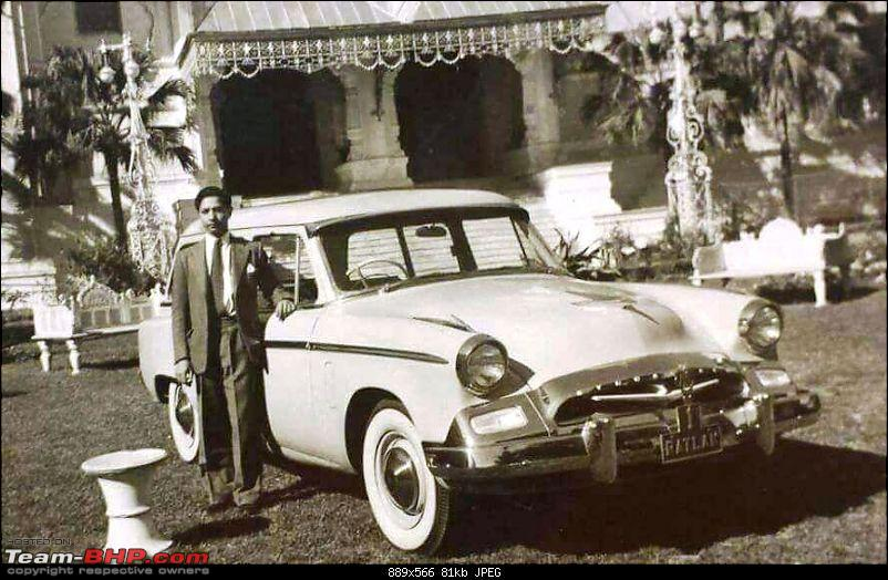 How rich were the Maharajas before Independence! Cars of the Maharajas-ratlam-studebaker-wagon.jpg
