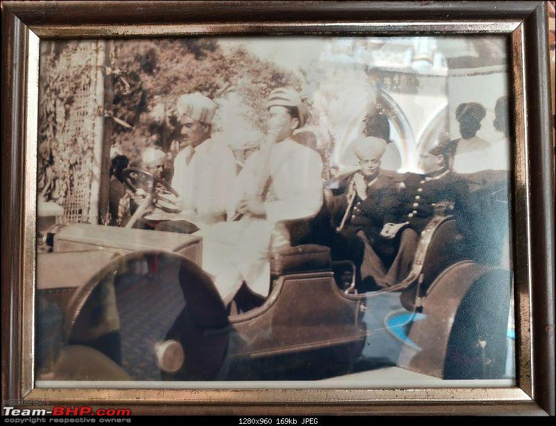 How rich were the Maharajas before Independence! Cars of the Maharajas-20180421_140419.jpg