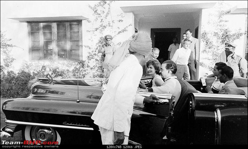 How rich were the Maharajas before Independence! Cars of the Maharajas-jaipur-cadillac-jackie.jpg