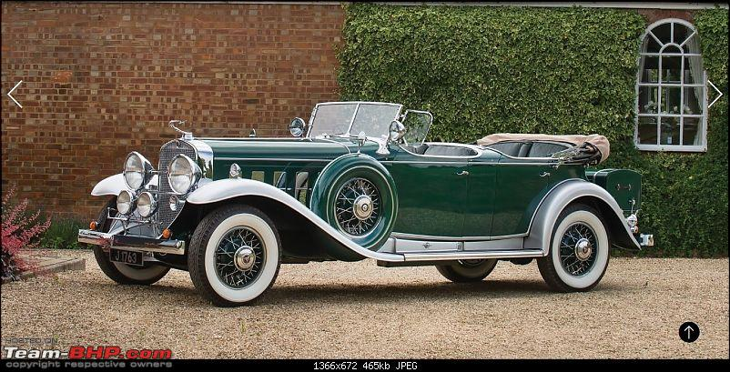 How rich were the Maharajas before Independence! Cars of the Maharajas-patiala-cadillac-v16-frt-3q-l-2018.jpg