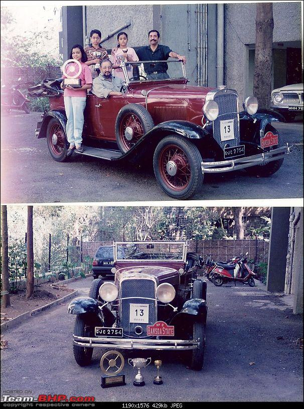 How rich were the Maharajas before Independence! Cars of the Maharajas-scan00.jpg