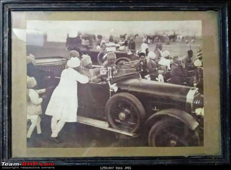 How rich were the Maharajas before Independence! Cars of the Maharajas-palanpur-maybe.jpg