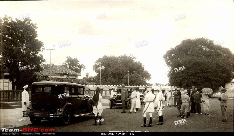 How rich were the Maharajas before Independence! Cars of the Maharajas-jaora-irwin2.jpg