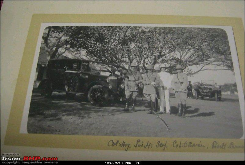 How rich were the Maharajas before Independence! Cars of the Maharajas-20190114_222140.jpg