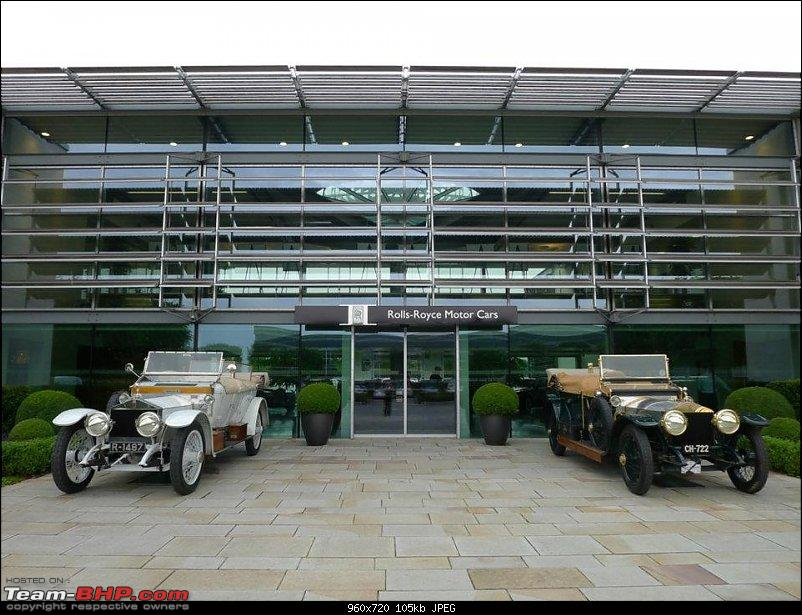 How rich were the Maharajas before Independence! Cars of the Maharajas-rr10.jpg